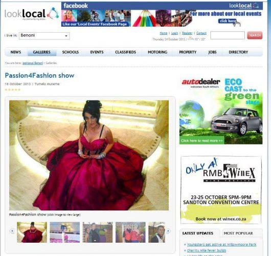 Marisela Veludo in the public media