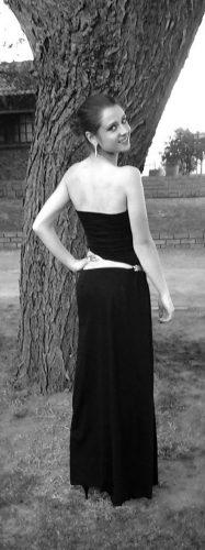 Black dresses by Marisela Veludo - Fashion Designer - Starbright